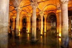 Photo beautiful ancient catacombs Stock Photo