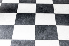 Photo of beautiful black and white chess background Royalty Free Stock Photos