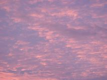 Photo of the beautiful clouds on the sky stock image