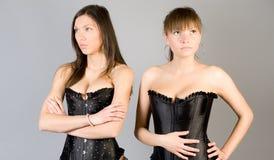 Photo of beautiful girls Stock Photos
