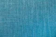 Photo beautiful linen blue background Stock Photo