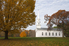 Photo a the beautiful Martha Mary Chapel Royalty Free Stock Photography