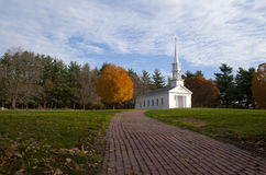 Photo a the beautiful Martha Mary Chapel Royalty Free Stock Image