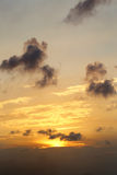 Photo beautiful sunset Royalty Free Stock Image