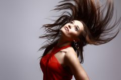 Photo of beautiful woman with Stock Images