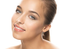 Photo of beauty young woman Royalty Free Stock Photo