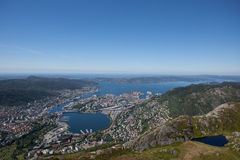 Photo from Bergen, Norway Stock Photography