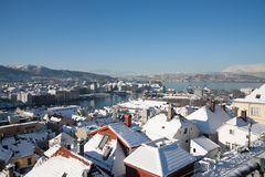 Photo from Bergen, Norway Stock Photos