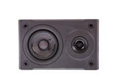 Photo of black  audio speaker, Royalty Free Stock Photo