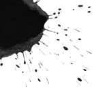 Photo black blot background Stock Photos