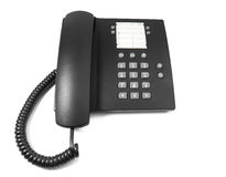 Photo of black phone Stock Photos
