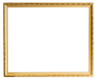 Photo of blank frame Royalty Free Stock Image