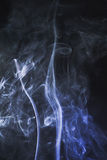 Photo of blue Smoke Stock Photo