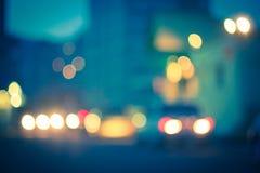 Photo of bokeh lights Royalty Free Stock Image