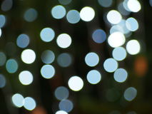 Photo Of Bokeh Lights background.‏ Royalty Free Stock Photos