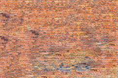 Photo of brick wall Stock Photography