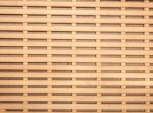 Photo of brown wooden grid Royalty Free Stock Images