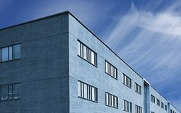 Building photograph. Photo of building for the outside Royalty Free Stock Photography