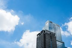 Photo of Building Top Under Blue Sky stock images