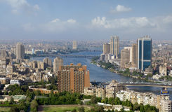 Photo of Cairo skyline, Egypt Stock Images