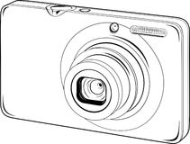 Photo Camera Royalty Free Stock Images