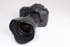 Photo camera Stock Photography