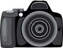 Photo camera Royalty Free Stock Photos