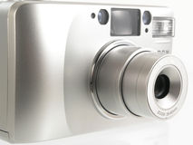 Photo camera. Digital film camera stock photos