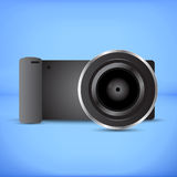 Photo camera Royalty Free Stock Photo