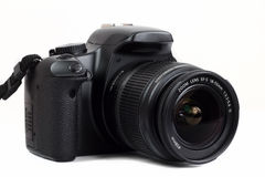 Photo camera -dSLR Stock Images
