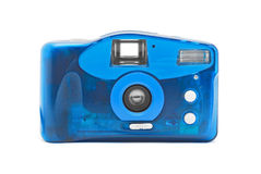 Photo camera on film Royalty Free Stock Photos