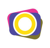 Photo Camera Icon Royalty Free Stock Photography