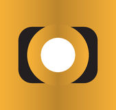 Photo Camera Icon royalty free illustration