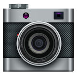 Photo camera icon Royalty Free Stock Images