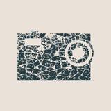 Photo camera icon Stock Image