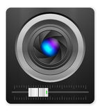 Photo camera icon Stock Photo