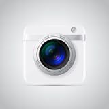 Photo Camera Icon Royalty Free Stock Photo