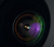 Photo Camera lens Royalty Free Stock Images