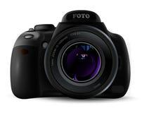 Photo camera  Stock Photos