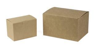 Photo of cardboard boxes Stock Photos