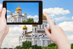 Photo of Cathedral of Christ the Saviour, Moscow Stock Images