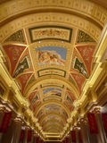 Photo of the Ceiling of The Venetian Macau. Royalty Free Stock Photo
