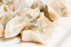 Dumplings. The photo is chinese food --dumplings royalty free stock images