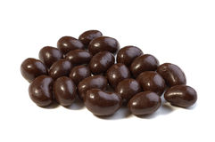 Photo of chocolate candies Stock Image