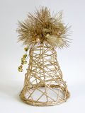 Photo of Christmas decoration. Decoration for the Christmas party royalty free stock images