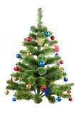 Photo of Christmas tree Royalty Free Stock Photography