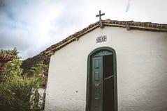 Photo of Church Near Tree Royalty Free Stock Photos