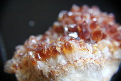 Citrine Royalty Free Stock Photography