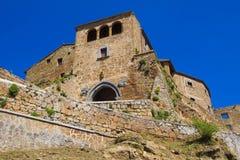 Photo of Civita di Bagnoregio. Stock Photography