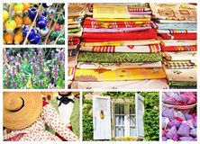 Provence, south of France stock photos
